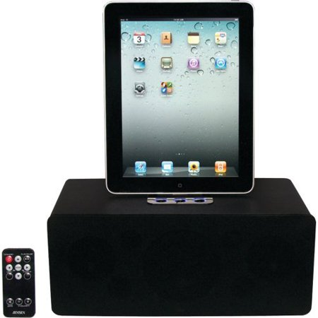 Jensen Jips-290i Ipad[r]/ipod[r]/iphone[r] Universal Docking Speaker Station