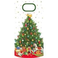 Christmas Favor Gift Bags 8pk Oh Christmas Tree Favor Bags