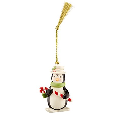 Lenox Halloween Tree Ornaments (Lenox Chilly Penguin Ornament)