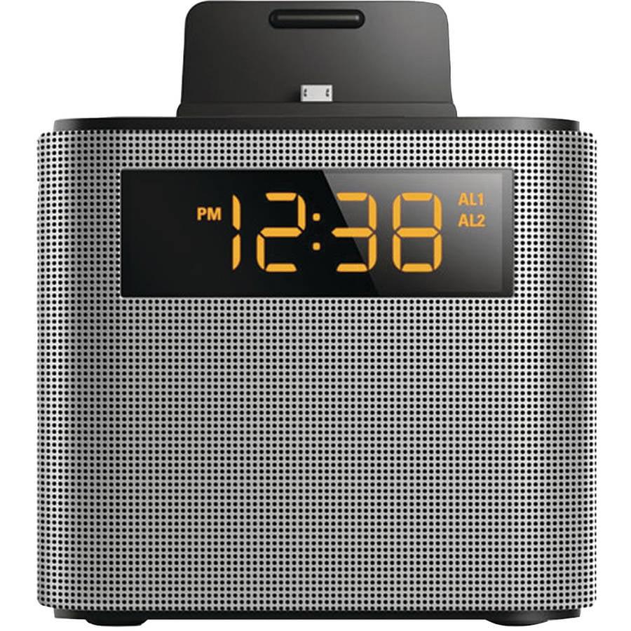 Philips Ajt 5300 / 37 Dual Alarm Bluetooth Clock Radio