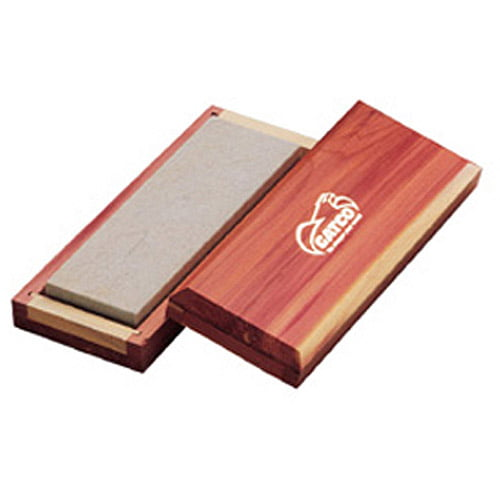"""Gatco 8"""" 100 Percent Natural Soft Arkansas Stone with Case by Gatco"""