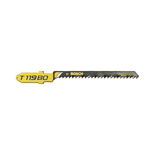 Bosch Power Tools High Carbon Steel Jigsaw Blades - 3'' 12tpi hcs jig saw blade w/bosch sha