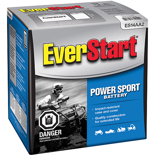 EverStart PowerSport Battery, ES-14AA2