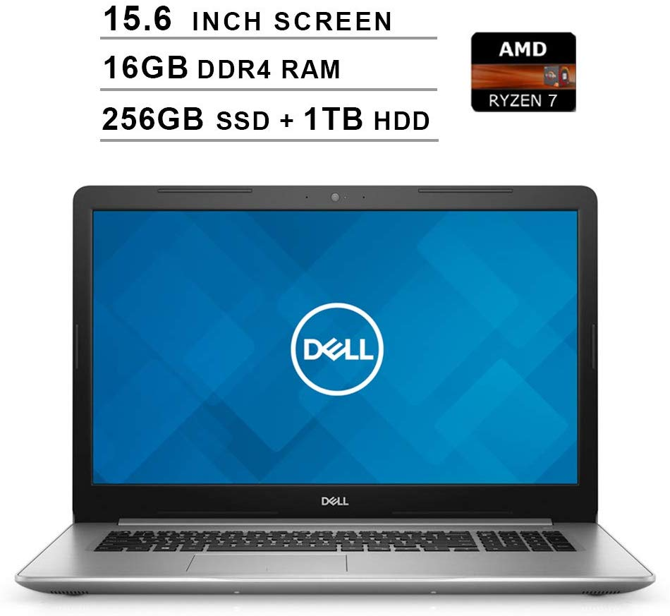 Dell 2020 Inspiron 15 5000 15.6 Inch FHD 1080P Laptop (AMD