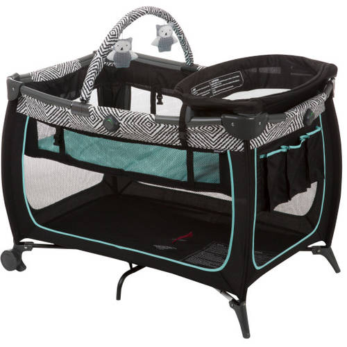 Safety 1st Safe Stages TM Sleep Play Yard (Choose your Pattern)