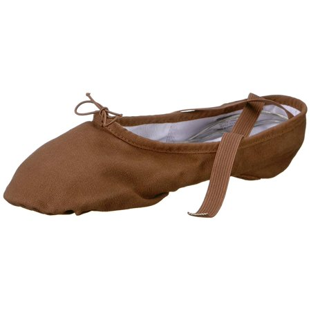 Bloch Flat (Bloch Womens So621l Leather Round Toe Ankle Strap Ballet)
