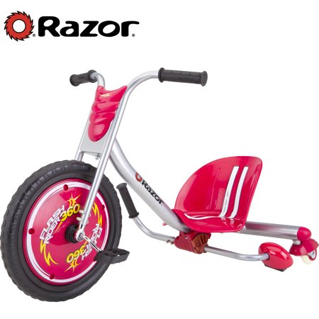 Razor FlashRider 360 Sparking Trike - Turn and Drift