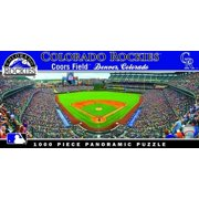 MasterPieces Colorado Rockies 1000PC Panoramic Puzzle