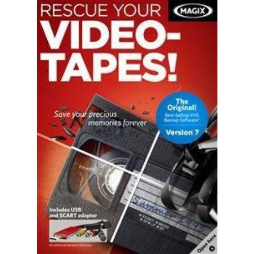 RESCUE YOUR VIDEO TAPE 7