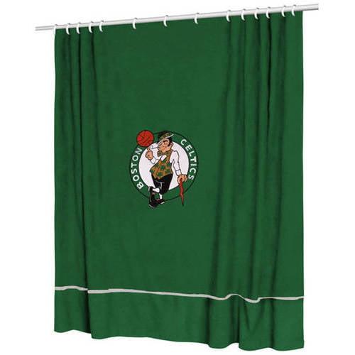 NBA Boston Celtics Shower Curtain
