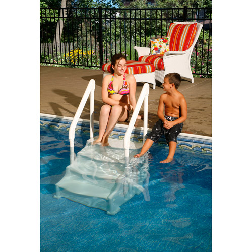 "Blue Wave Simple Step 24"" Step for Above Ground Pools"
