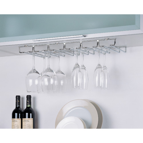 Organize It All Hanging Wine Glass Rack (Set of 6)