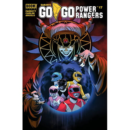 Boom Studios Go Go Power Rangers #17 Beyond The