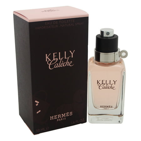 Hermes 1.6 Ounce Edt (Kelly Caleche by Hermes for Women - 1.6 oz EDT)