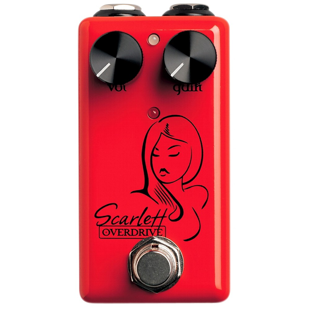 Redwitch Scarlett Overdrive