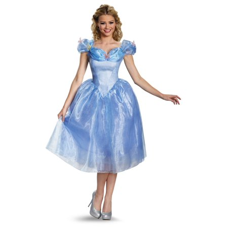 Disney Cinderella Movie Womens Costume deluxe
