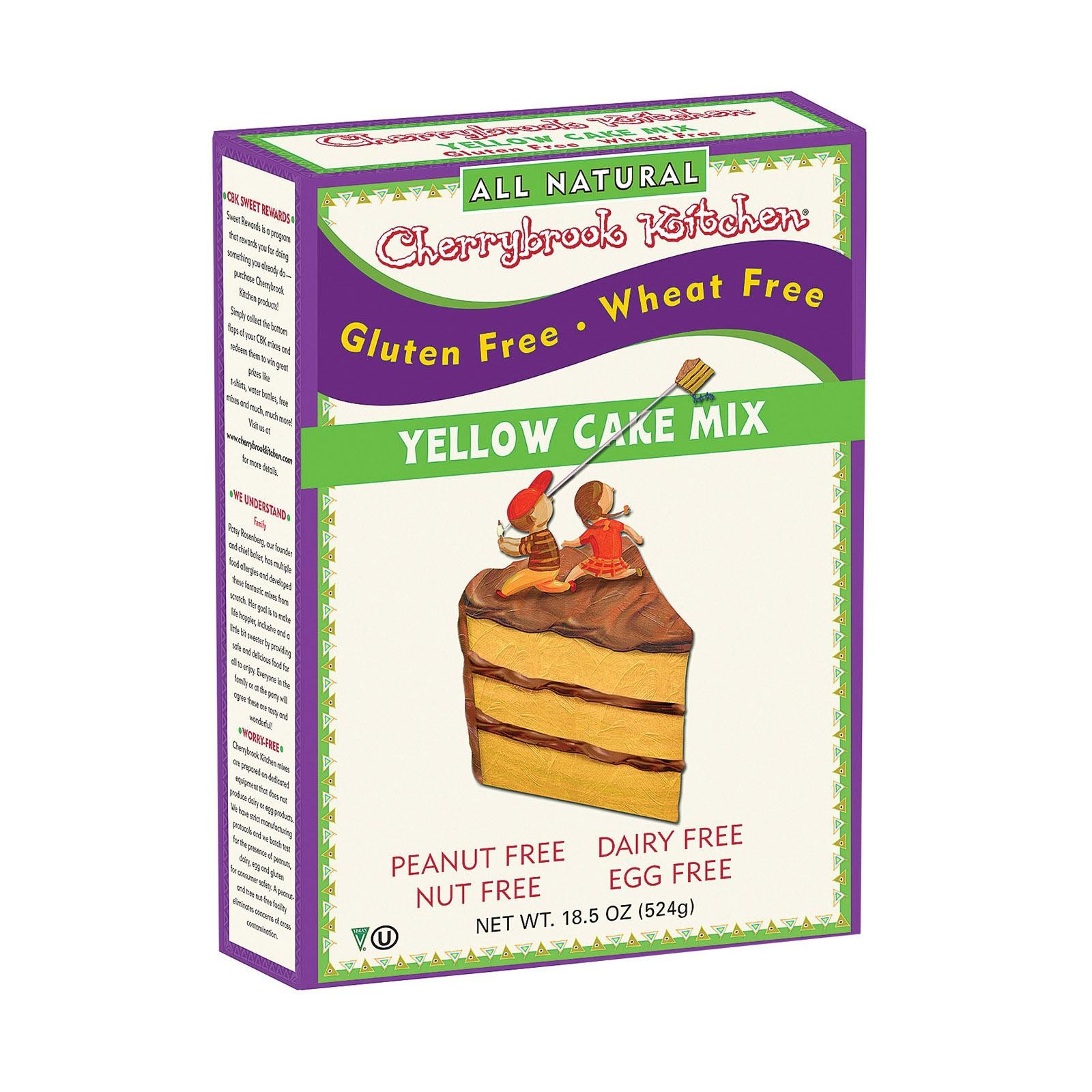 Cherrybrook Kitchen Cake Mix
