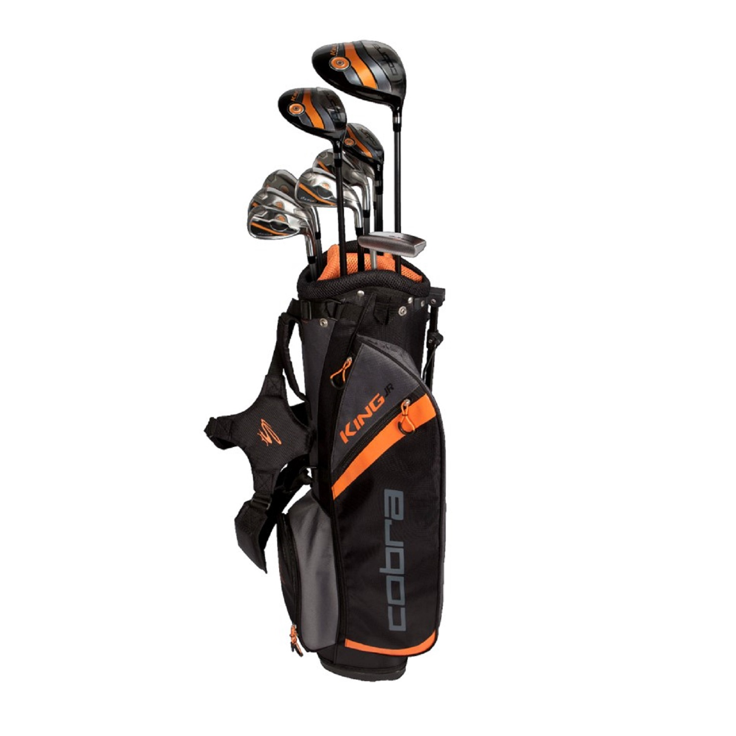 Cobra King Junior 11-Piece Teen Set