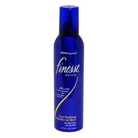 Finesse Mousse Curl Defining For Curly Or Wavy Hair - 7