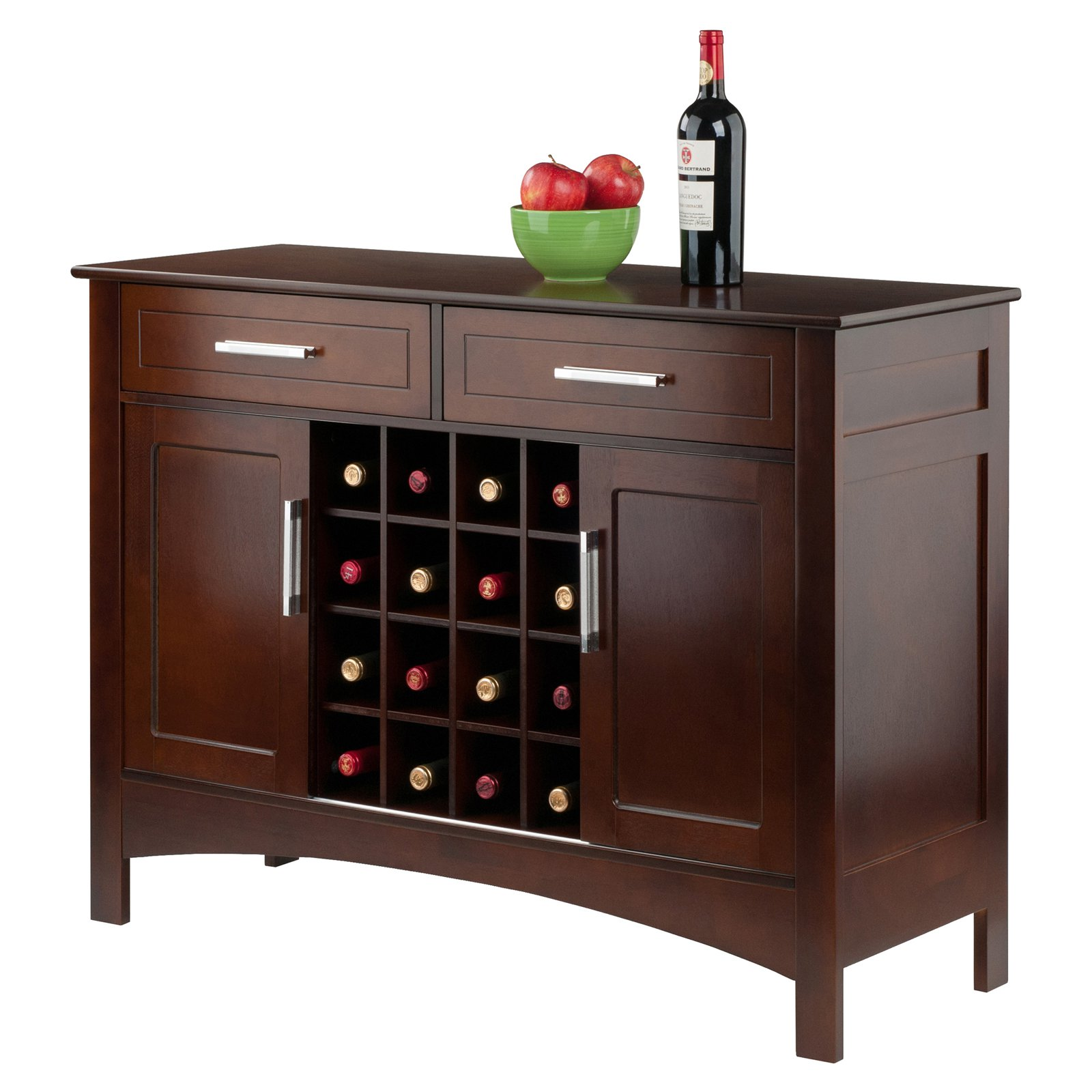 Gardner Buffet Cabinet Sideboard by Winsome
