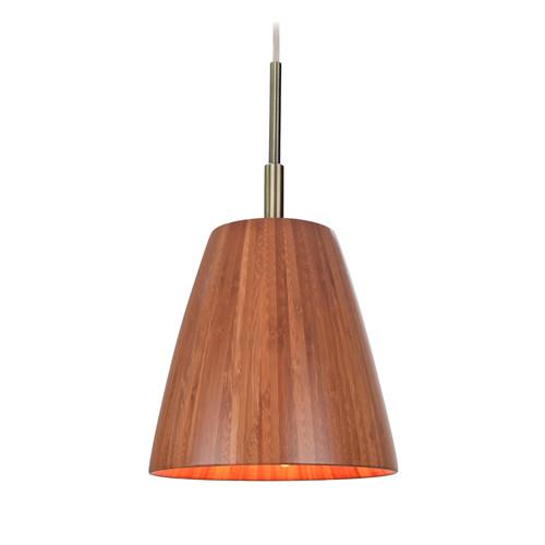 Woodbridge Lighting Sorg Adnap 1 Light Mini Pendant