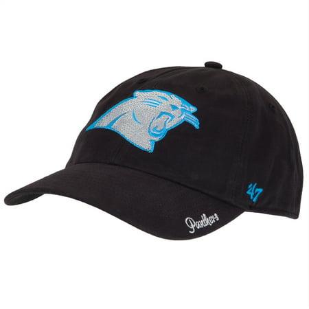 55d7497aabf Carolina Panthers - Logo Sparkle Juniors Adjustable Cap - Walmart.com