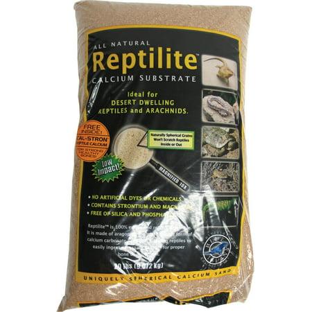 Caribsea Inc-Reptilite Baja- Tan 20 Pound (Case of 2 ) (Caribsea Bedding)