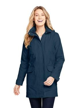 Lands' End Women's Squall Lightweight Raincoat
