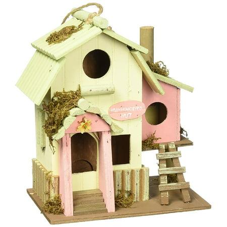 Wondrous Verdugo Gift Co Birdhouse Hummingbird Hut Model 10016367 Home Interior And Landscaping Palasignezvosmurscom