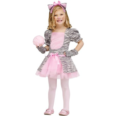 Grey Kitten Toddler Costume (Kitten Costumes For Kittens)