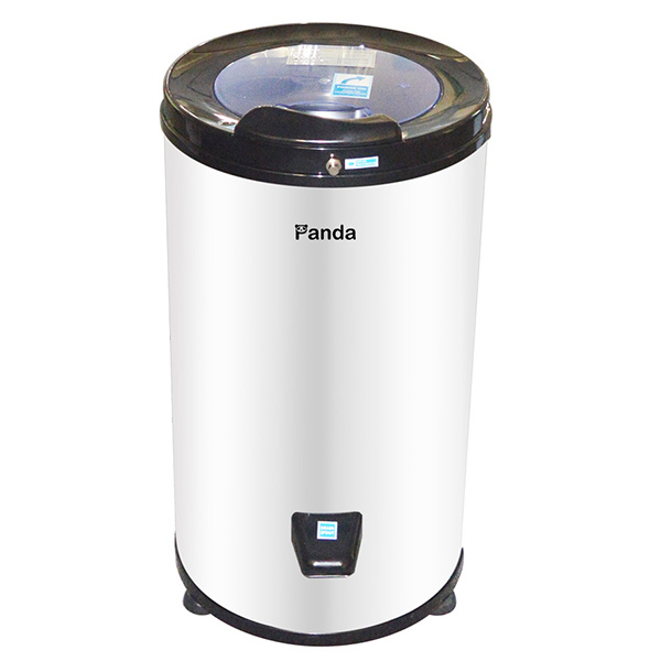Panda 22lbs Portable Spin Dryer, White