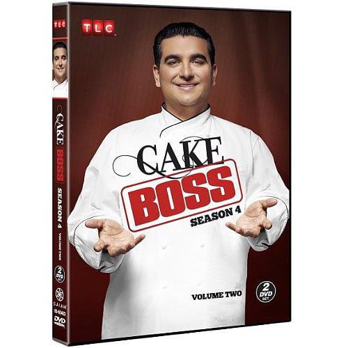 Cake Boss: Season 4, Vol. 2 (Widescreen)