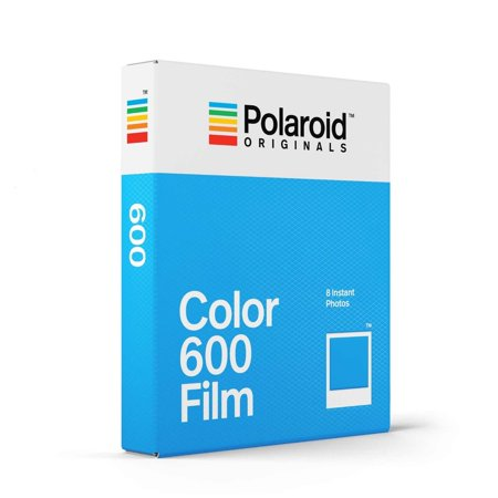 Polaroid Originals 600 Instant Color Film 4670 for Polaroid 600 Type Cameras (PRD2785) (Film Camera Lomography)