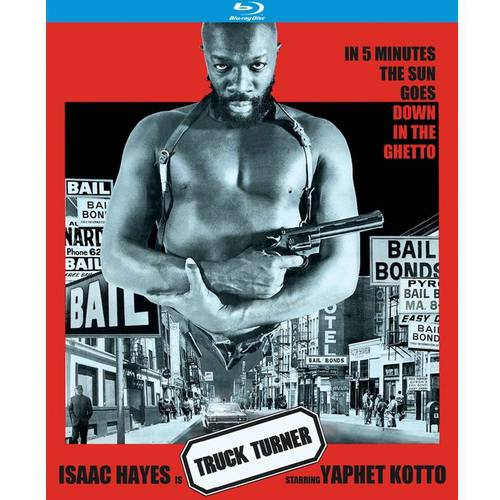 Truck Turner (Blu-ray)