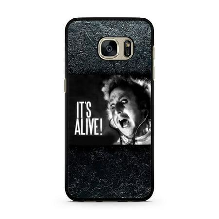 Gene Wilder Its Alive Galaxy S7 Edge Case