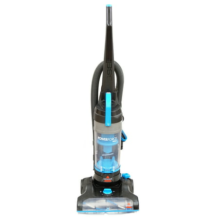 Bissell Re-manufactured Powerforce Helix Bagless Upright Vacuum, 1700R - color may