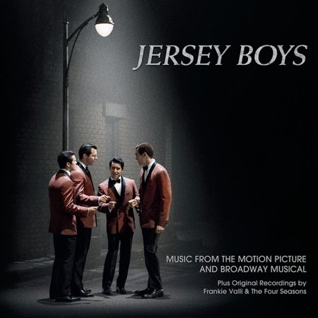 Jersey Boys (Music From the Motion Picture and Broadway Musical) Soundtrack (CD)