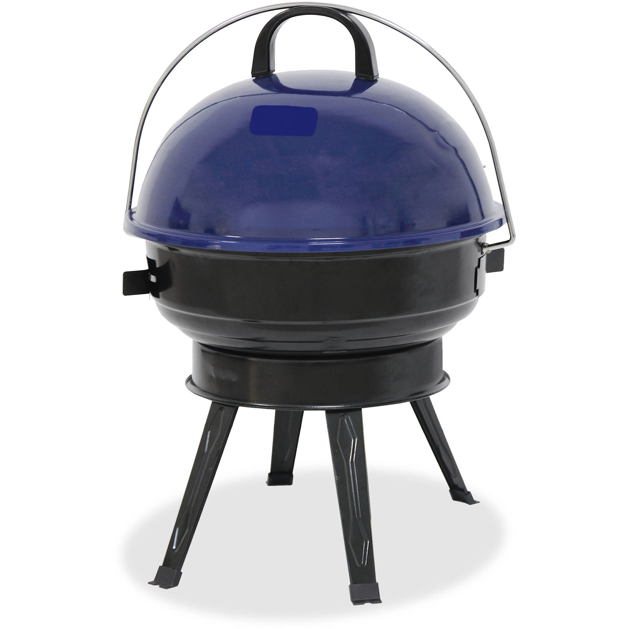 "14.5"" Round Tbl Tp Charcoal Grill"
