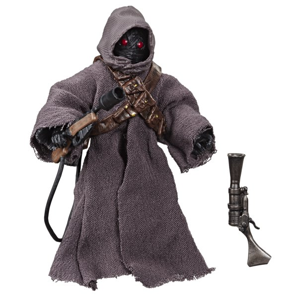 Star Wars The Black Series Offworld Jawa Collectible Toy Action Figure