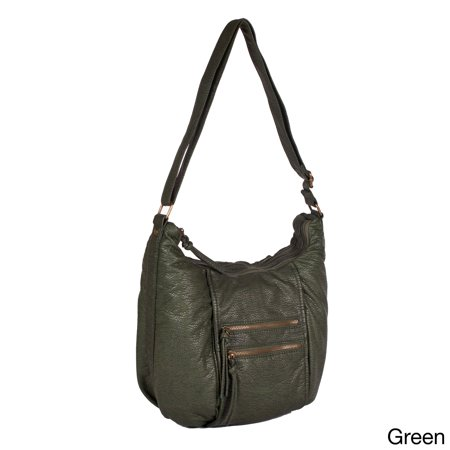 03aecf059 Bueno of California 'Roxy' Crossbody Bag - Walmart.com