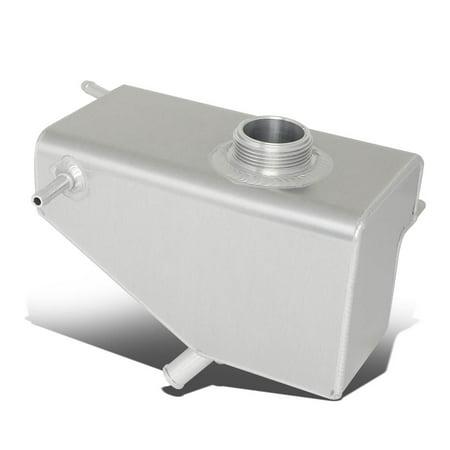 For 2011-2014 Ford Mustang 3.7L V6 / 5.0L V8 Aluminum Radiator Coolant Expansion Overflow Tank Bottle