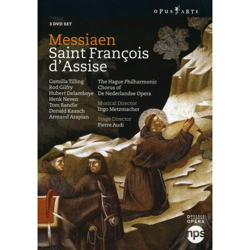 Messiaen: Saint Francois D'Assise