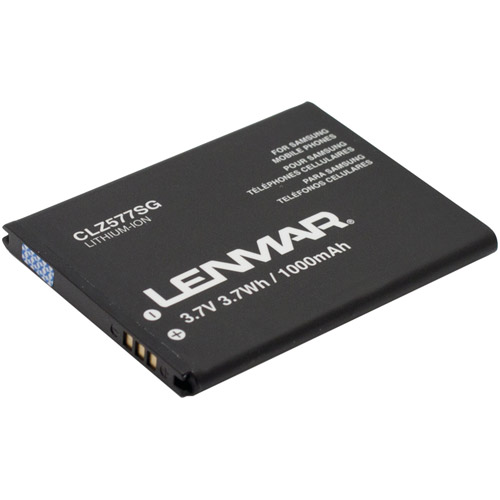 Lenmar Replacement Battery for Samsung Brightside, SCH-U380, Samsung Intensity III, SCH-U485 Cellular Phones