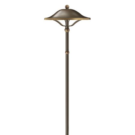 Hinkley Lighting 1593 12v 18w Single Light Path Light from the Bolla Collection