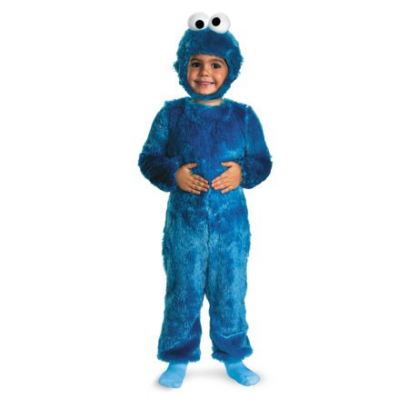 SESAME COOKIE MONSTER 12-18 MO (Cookie Moster Costume)