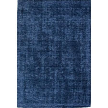 Basics Rub (Abacasa Basics Dk. Blue 8x10 Area Rug )