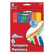 Roseart.  48344AA12 Washable Tempera Painters