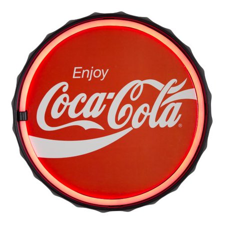 Crystal Like - Crystal Art Gallery Coca-Cola Neon Like Rope LED Marquee Sign