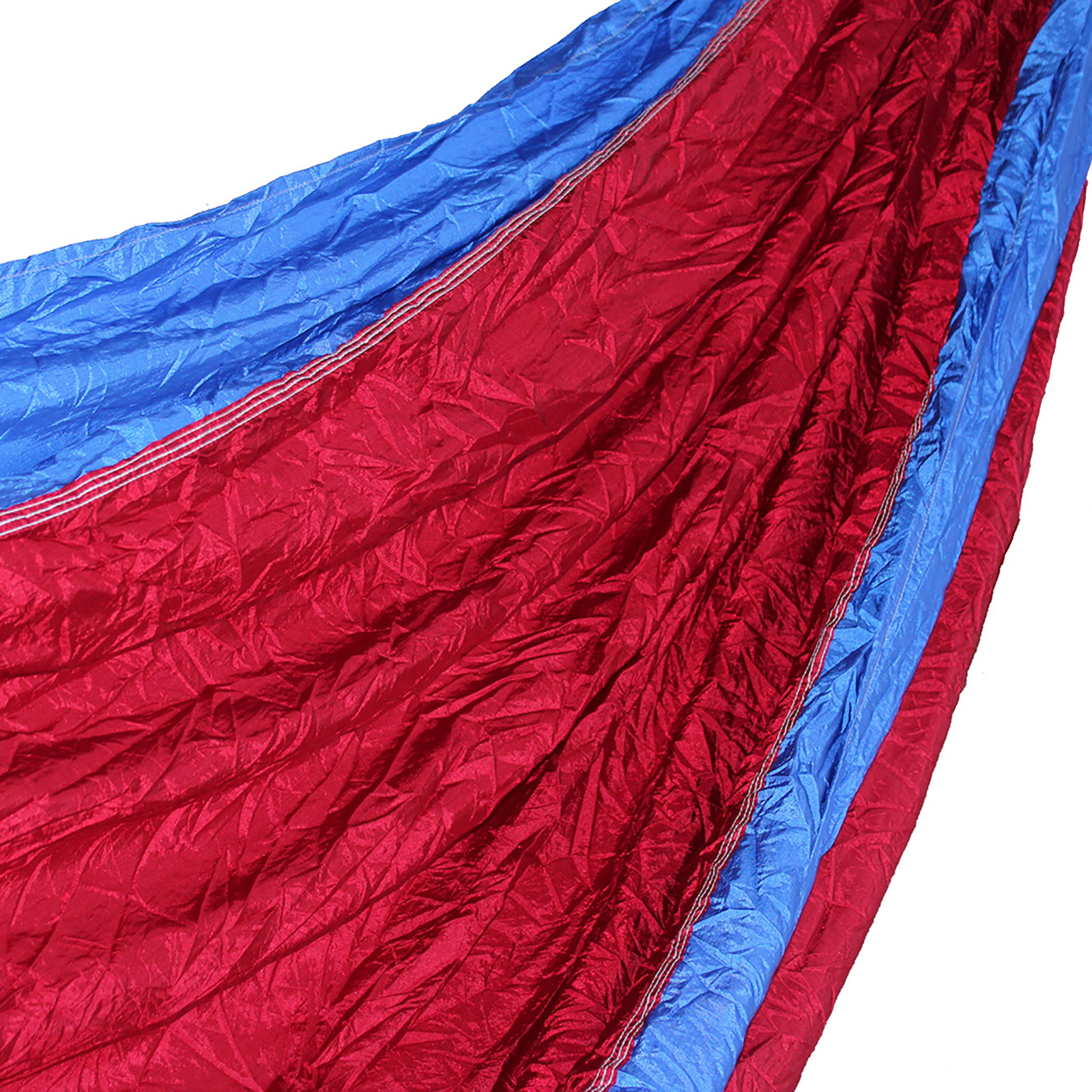Prime Garden Parachute Hammock Red - Lightweight Breathable Nylon