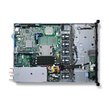 "Refurbished Dell PowerEdge R320 4 x 3.5"" Hot Plug E5-2430 Six Core 2.2Ghz 4GB 4x 1TB H710 2x 350W - image 2 of 3"
